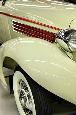 Photograph - When Cars Were Art II by Brian Davis