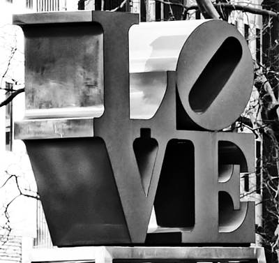 When Love Comes To Town Art Print