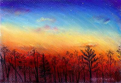 Painting - When The Heavens Sing by Shana Rowe Jackson