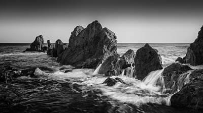 Corona Del Mar Photograph - When The Levee Breaks by Joseph Smith