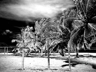 Photograph - When The Veil Tore Open Infrared Extreme by Heather Kirk