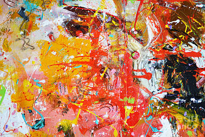 Robert Daniels Painting - When Wolves Howl by Robert Daniels