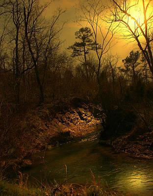 Luminism Photograph - Where Dreams Begin by Nina Fosdick