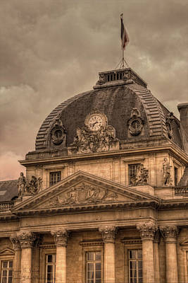 Photograph - Where Napoleon Went To School  by Hany J