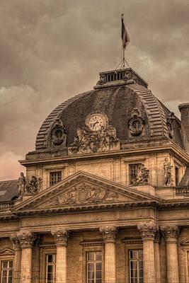 Photograph - Where Napoleon Went To School  by Hany J