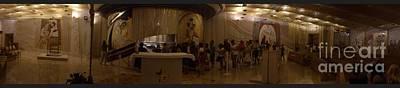 Where San Pio Rests Art Print