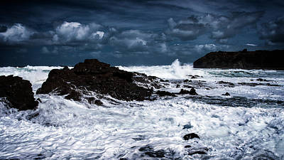 Photograph - Where The Sea Meets The Sky by Tim Nichols