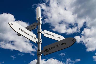 Photograph - Where To Go by Milan Kalkan