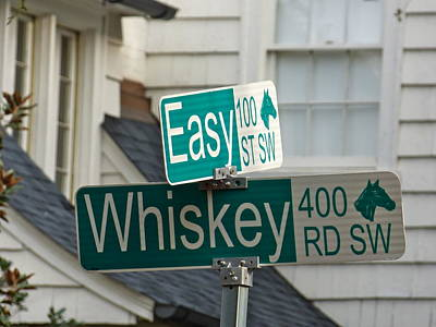 Photograph - Where Whiskey Meets Easy by Jean Wright