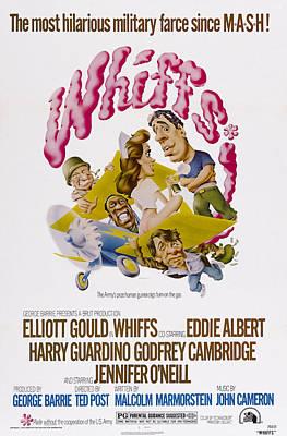 Whiffs, Us Poster Art, Clockwise Art Print by Everett