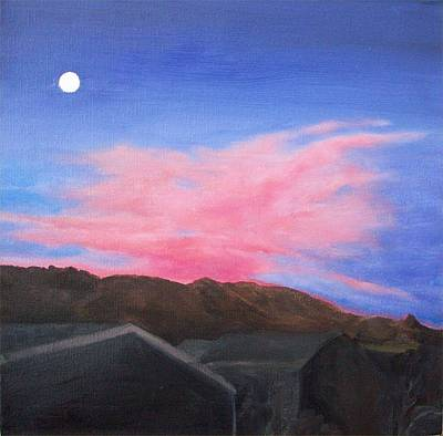 Painting - While You Were Sleeping by Irene Corey