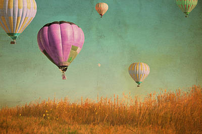 Whimsy Photograph - Whimsical Realities by Violet Gray