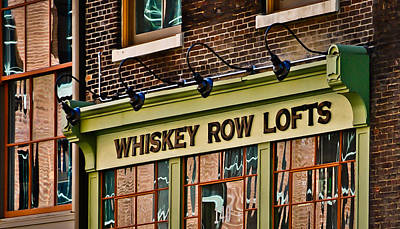 Photograph - Whiskey Row Lofts 2 by Greg Jackson