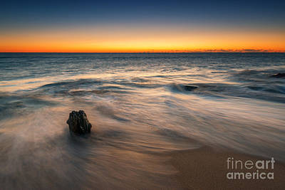 Mellow Yellow - Whisper of the Waves  by Michael Ver Sprill