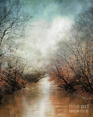 Whisper Of Winter Art Print by Jai Johnson