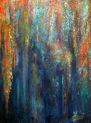 Painting - Whispering Willows by Roberta Rotunda