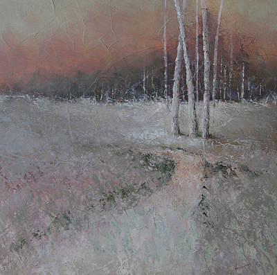 Painting - Whispers by Bob Pennycook
