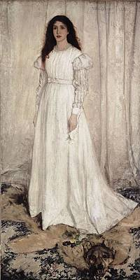Whistler, James Abbott Mcneill Art Print by Everett