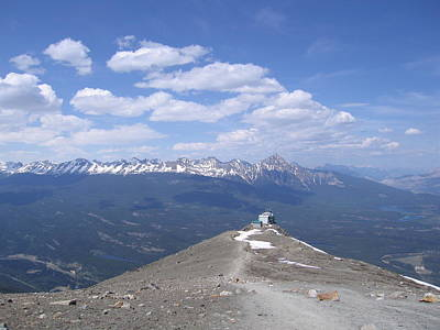 Photograph - Whistlers Mountain by Betty-Anne McDonald