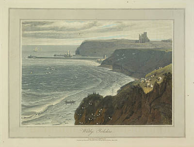 Whitby Art Print by British Library