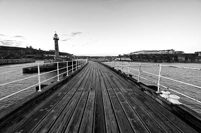 Photograph - Whitby by Stephen Taylor