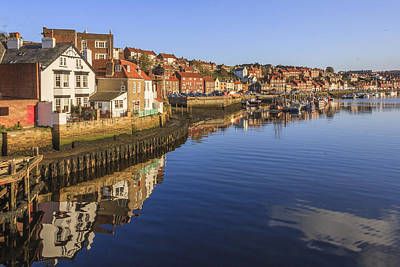 Photograph - Whitby by Susan Leonard