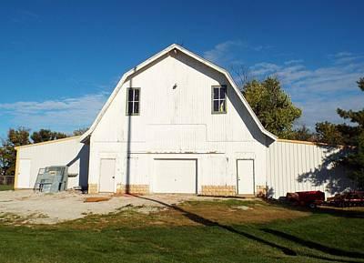 White Barn Original by Nelson Skinner