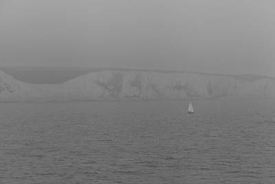 Photograph - White Cliffs Of Dover by Maj Seda