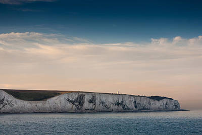 Photograph - White Cliffs Of Dover by Paul Indigo