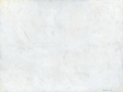 Painting - White Color Of Energy by Ania Milo