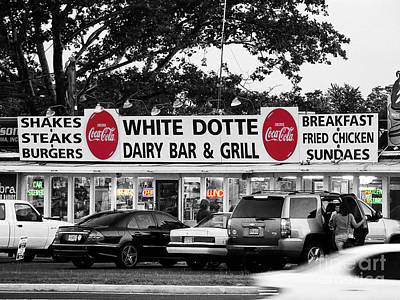 Hop Photograph - White Dotte by Tom Gari Gallery-Three-Photography