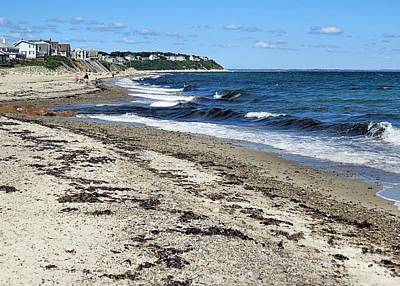 Photograph - White Horse Beach Manomet by Janice Drew