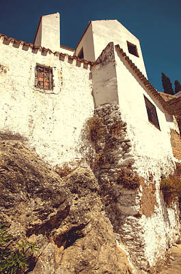Photograph - White Houses Of Ronda. Spain by Jenny Rainbow