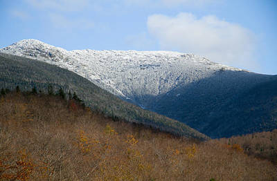 Photograph - White Mountains Of Nh by Natalie Rotman Cote