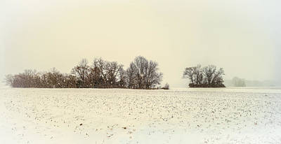 Medford Photograph - White Out In Medford by Louis Dallara