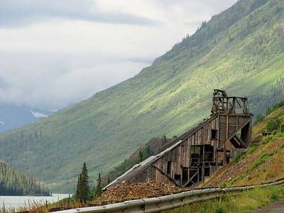 Photograph - White Pass Gold Rush by Lisa Dunn
