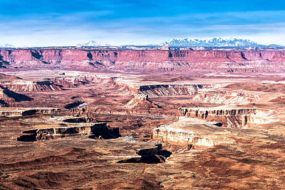 Photograph - White Rim Trail by John McArthur
