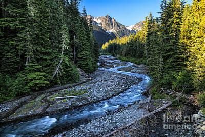 Photograph - White River by Stuart Gordon