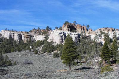 Photograph - White Rock Terrane by Sharon I Williams