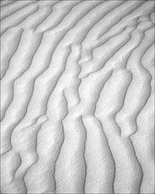 Photograph - White Sands 10 by Jeff Brunton