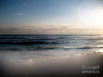 White Sands Art Print by Jeffery Fagan
