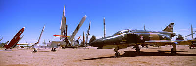 Missile Photograph - White Sands Missile Base, White Sands by Panoramic Images