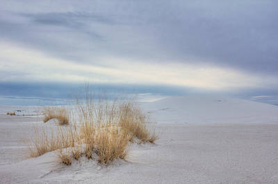 Digital Art - White Sands Morning by Georgianne Giese