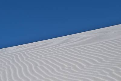 Photograph - White Sands by William Wyckoff