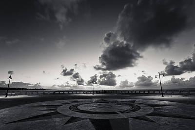 Photograph - White St Pier II by Scott Meyer
