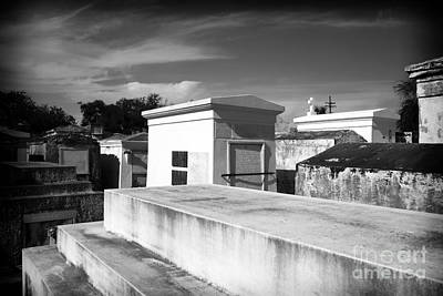 Photograph - White Tombs by John Rizzuto