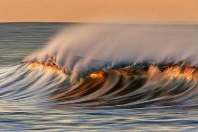Photograph - White Water Glow  Mg_0328 by David Orias