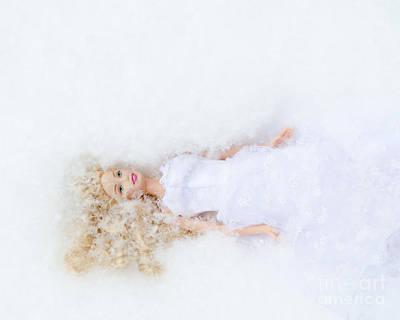 Photograph - White Wedding by Laurel Best