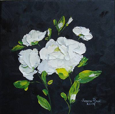 Painting - White Wonder by Judith Rhue