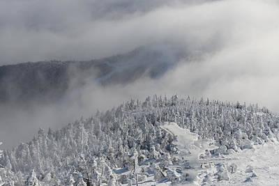 Photograph - Whiteface Mountain by Bernard Chen